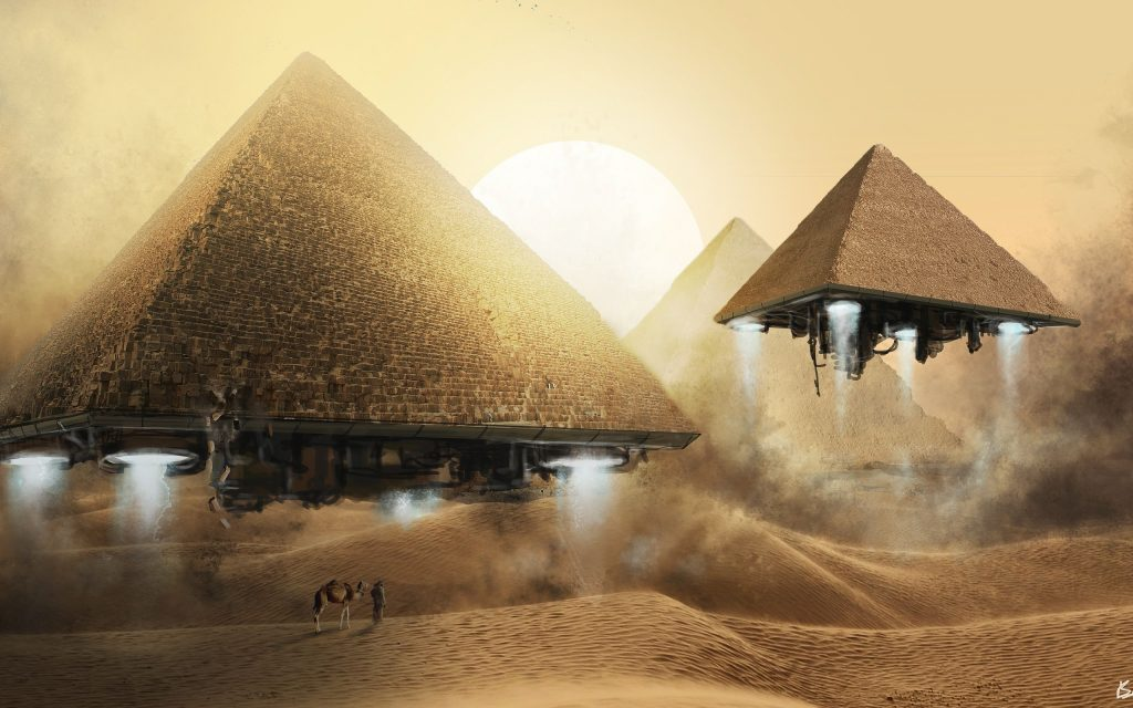 Ancient aliens, Harvest and the Law of One | Planet X News