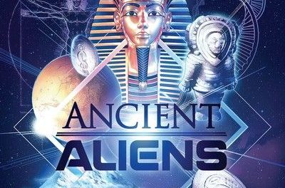 Ancient Aliens Soundtrack (by Alan Paul Ett, Dennis McCarthy & VA)
