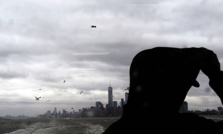 Aliens Avoided NYC This Summer, UFO Log Shows