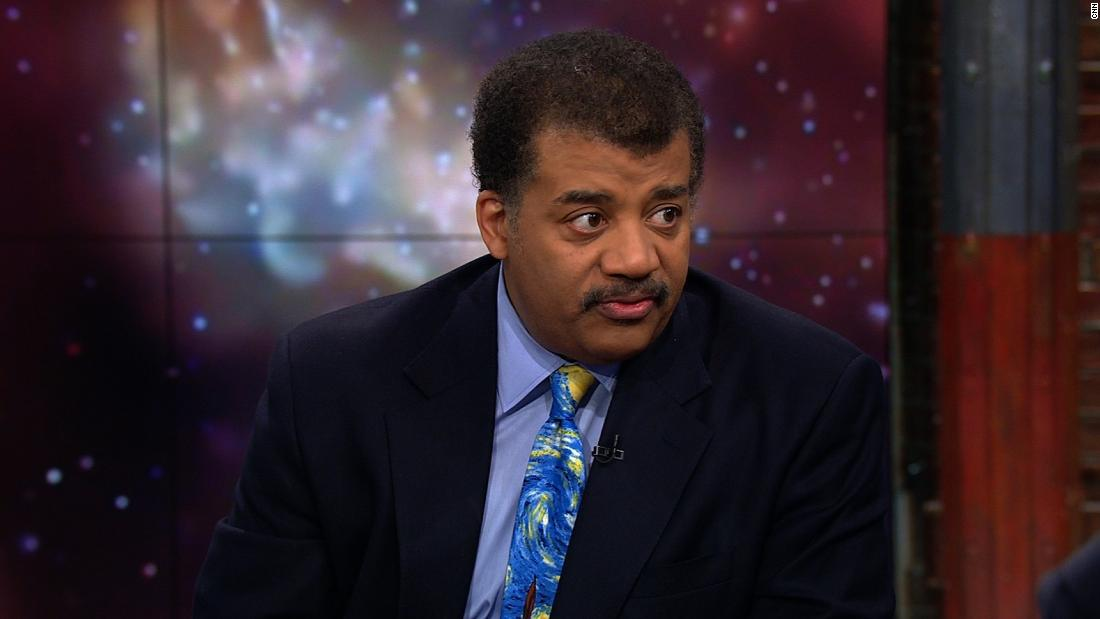 Neil deGrasse Tyson gives take on UFO theory