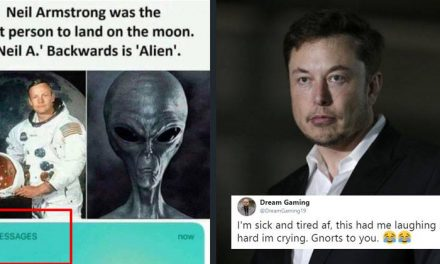Elon Musk Tweets A Hilarious Meme About Aliens,Twitter Is Loving It.