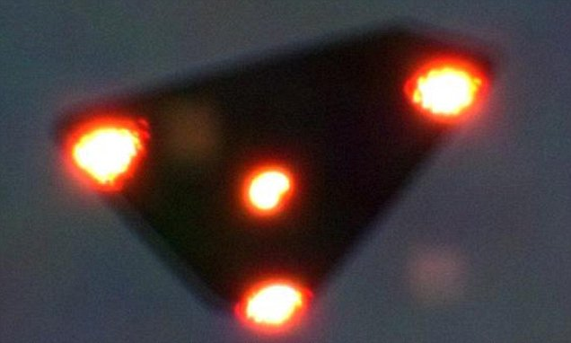 Physics professor claims we need to 'face the possibility' UFO sightings really are alien craft