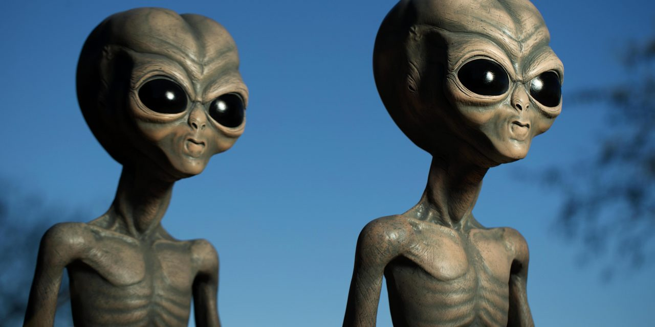 Alien abduction: an unlikely solution to the climate crisis