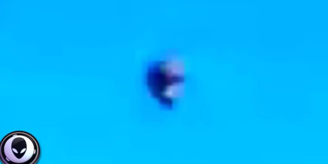 Alien news: Mysterious object spotted near Area 51 is army testing 'ALIEN' craft | Daily Star