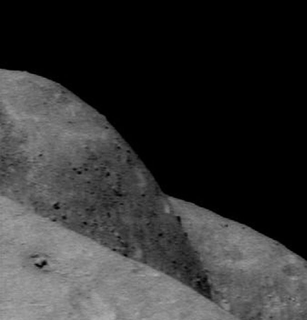 Aliens have carved an 'erotic' sculpture on asteroid, conspiracy theorist claims