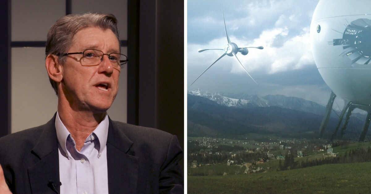 Conservative Filmmaker Releases Bombshell Movie on Truth About UFOs