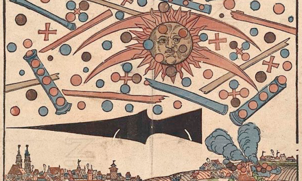 The aerial battle of 1561 over Nuremberg: Mass UFO-Sighting