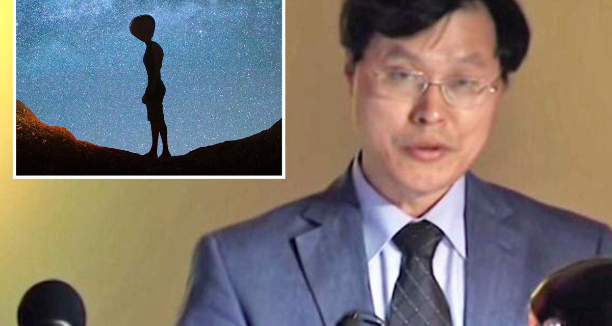 Oxford University professor claims aliens are already breeding with humans on earth
