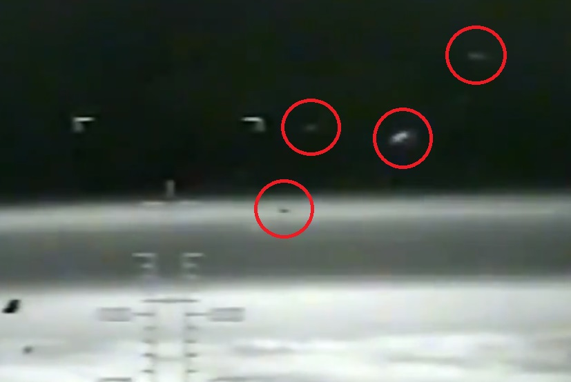 Does This NASA Footage Show Proof Of UFOs Moving Through Earth's Atmosphere? | Ancient Code