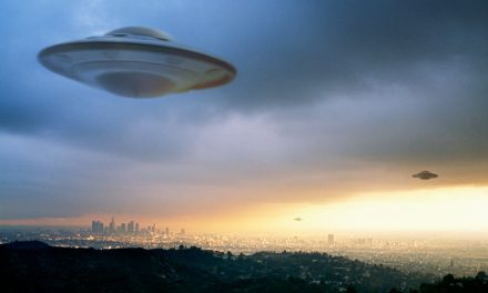 UFOs could be 'time machines' manned by humans from the future, scientist claims