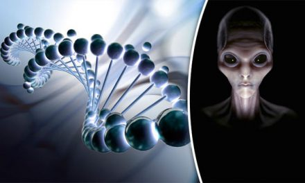 Scientists claim Human DNA 'was designed by aliens'