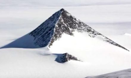 Antarctic Mountain Rumoured to be 'Earth's Oldest Pyramid' Built By Aliens – Exo News