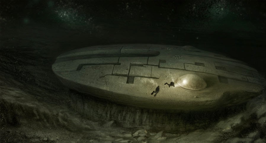 Experts: Baltic Sea Anomaly 'UFO' contains metals nature cannot reproduce