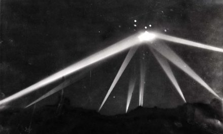 An Authentic Photo From The Los Angeles Times of A UFO Witnessed By 1 Million People – Collective Evolution