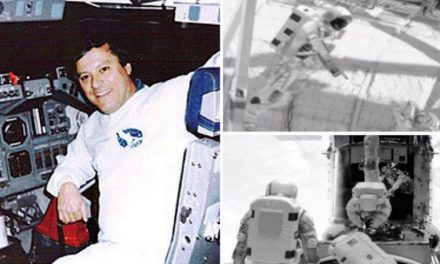 9-foot tall Aliens boarded NASA's Space Shuttle in orbit claims former NASA employee