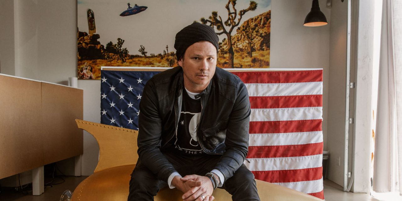 Tom DeLonge will try to prove the existence of aliens on new History show