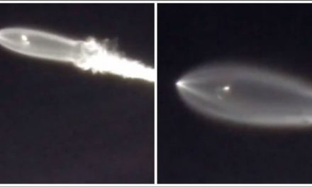 Shooting Star Or UFO? SpaceX Rocket Launch Leaves Onlookers Worried And Confused