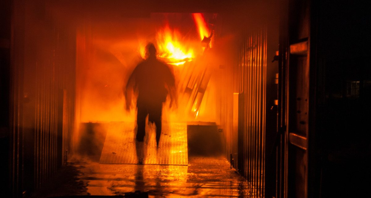FDNY firefighter claims he's seen ghosts, aliens and angels