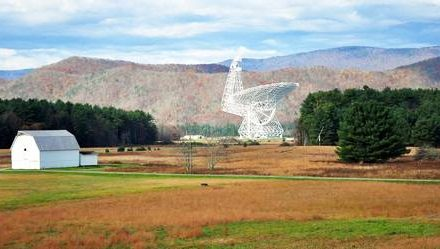 Scientists possibly heard aliens calling us last Saturday