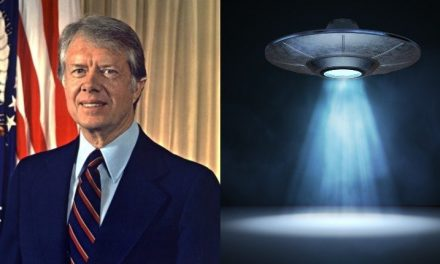 Jimmy Carter Reported a UFO Sighting Before Becoming President