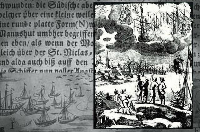 The mass UFO sighting of 1665: Hundreds of people witness massive UFO Battle | Ancient Code