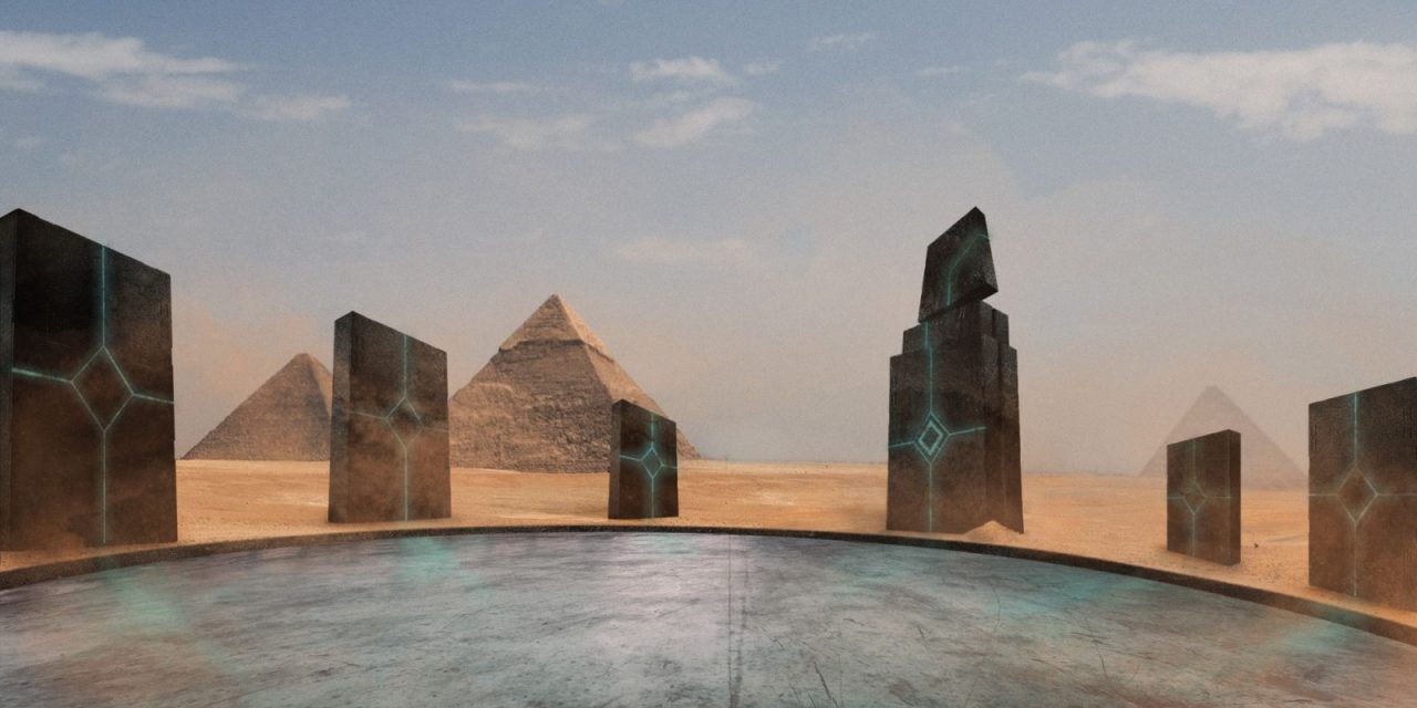 Controversial Theory Suggests Aliens May Have Built Ancient Egypt's Intergalactic Spaceport