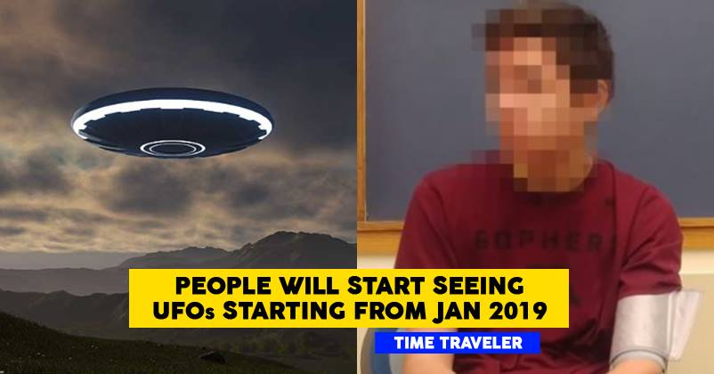 Time Traveler From 2030 Reveals Interesting Details Of 2019. Says There Will Be UFOs Everywhere