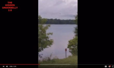 UFO conspiracy theorists embrace shaky video taken at NC's Lake  –