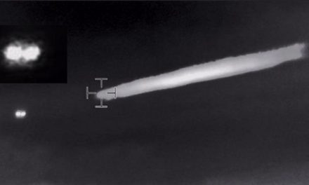 CHILEAN NAVY RELEASES PHENOMENAL UFO VIDEO
