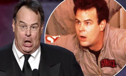 Ghostbusters' Dan Ackroyd says aliens are here – and they want sex with human women