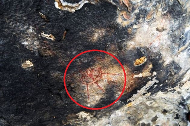 Archaeologists From India Ask NASA For Help To Investigate Paintings Of UFOs And Aliens