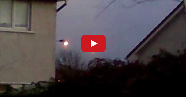 This UFO Sighting Will Make You A Believer