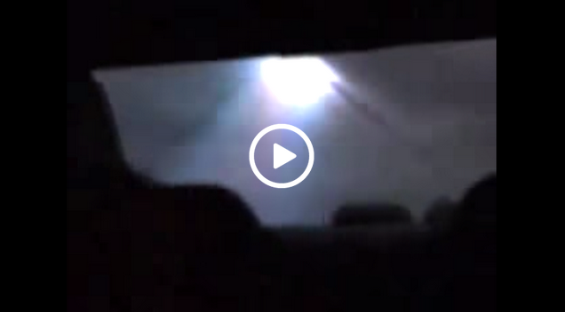 Family Nearly Abducted By UFO Releases Video Footage