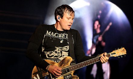 Tom DeLonge UFO Video Goes Viral: 'There's More S–t Coming'