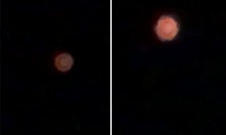 Mysterious object seen over South Carolina ignites UFO speculation