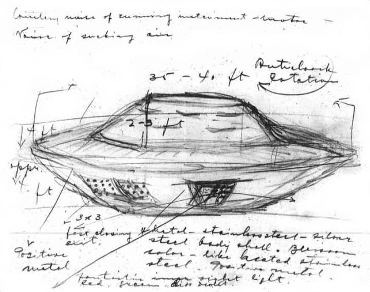 UFOlogists to converge on site of 1967 Falcon Lake enounter