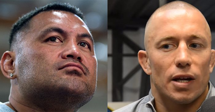 Mark Hunt: 'How can GSP be allowed to fight? . . . He Talks About Aliens!'