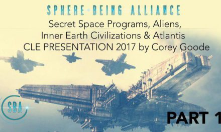 CLE 2017 Reveals: Secret Space Programs, Aliens, and Inner Earth Civilizations | Ancient Code