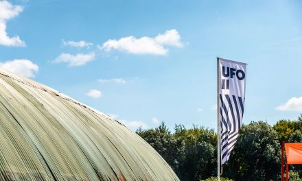 Live from UFO II at Dekmantel Festival 2018