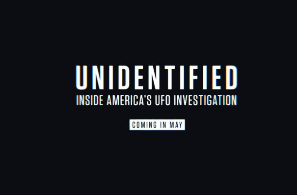 UFO Docuseries 'Unidentified' Set At History Channel With Pentagon Whistleblower | Deadline