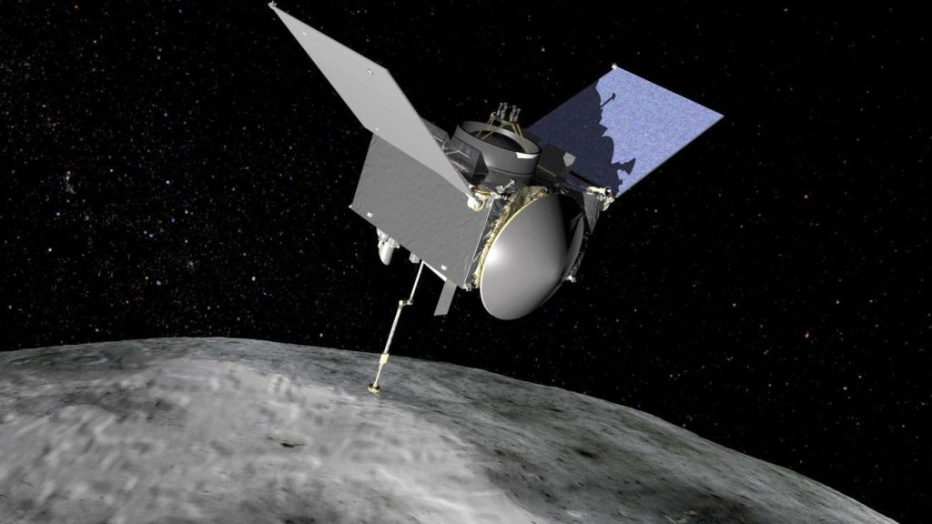 UFOs Sighting: NASA sends spacecraft to meet asteroid on collision-course with Earth – SosialPolitik.net