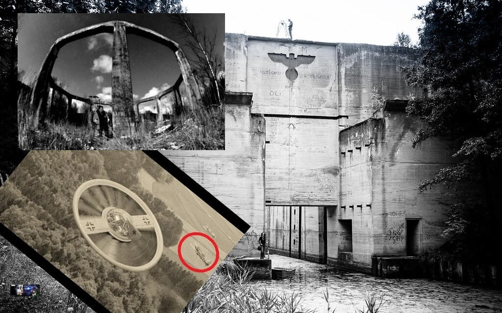 Beyond time and space. NAZI UFO 1935-1945, Secret Nazi Experiments.
