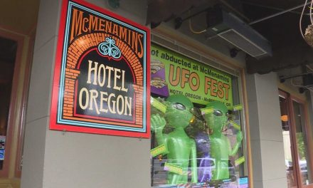 Annual UFO Festival kicks off in McMinnville