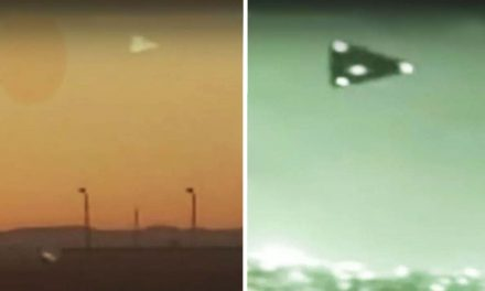 Is This The Best Video Footage Ever Filmed of the Mysterious Triangle-Shaped 'UFO'? | Ancient Code