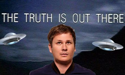 Tom DeLonge has a new tv show about aliens
