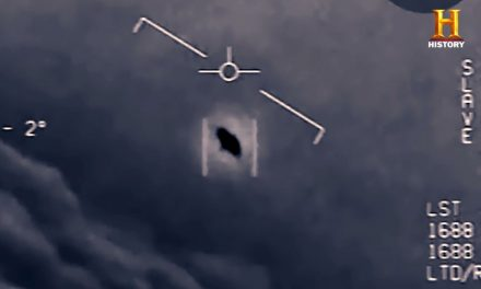 UFOs Are Real, But Don't Assume They're Alien Spaceships
