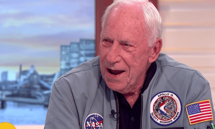 Former Apollo 15 Astronaut, Al Worden, Says Aliens Exists