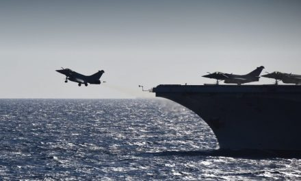 Multiple Navy Pilots Spotted UFOs On Numerous Occasions Near US Coast