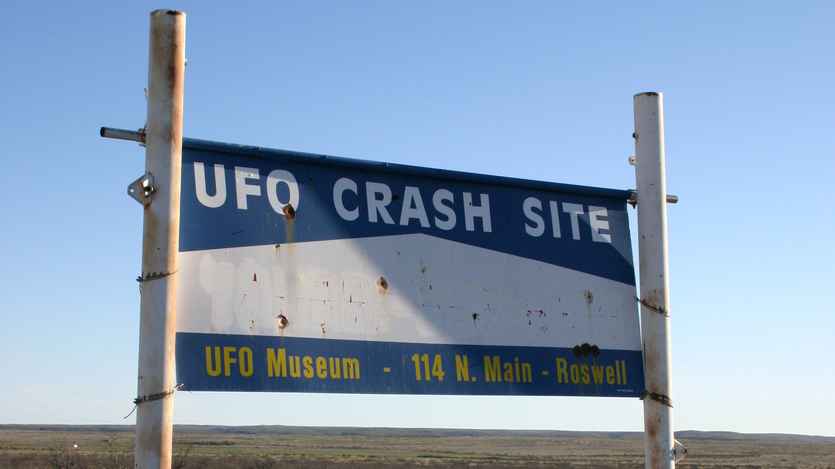 A Scientific View Of The U.S. Investigation Into UFOs  : 13.7: Cosmos And Culture : NPR