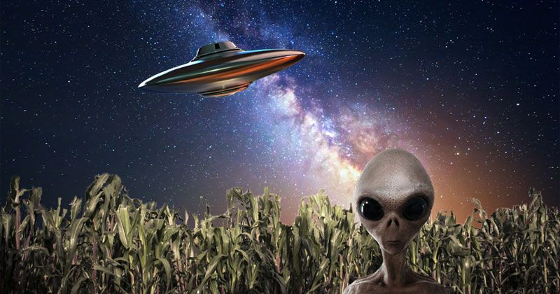 These Are The 5 Most Compelling Pieces of Evidence That Prove Aliens Exist